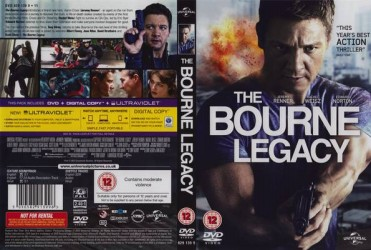 35 The Bourne Legacy 2012